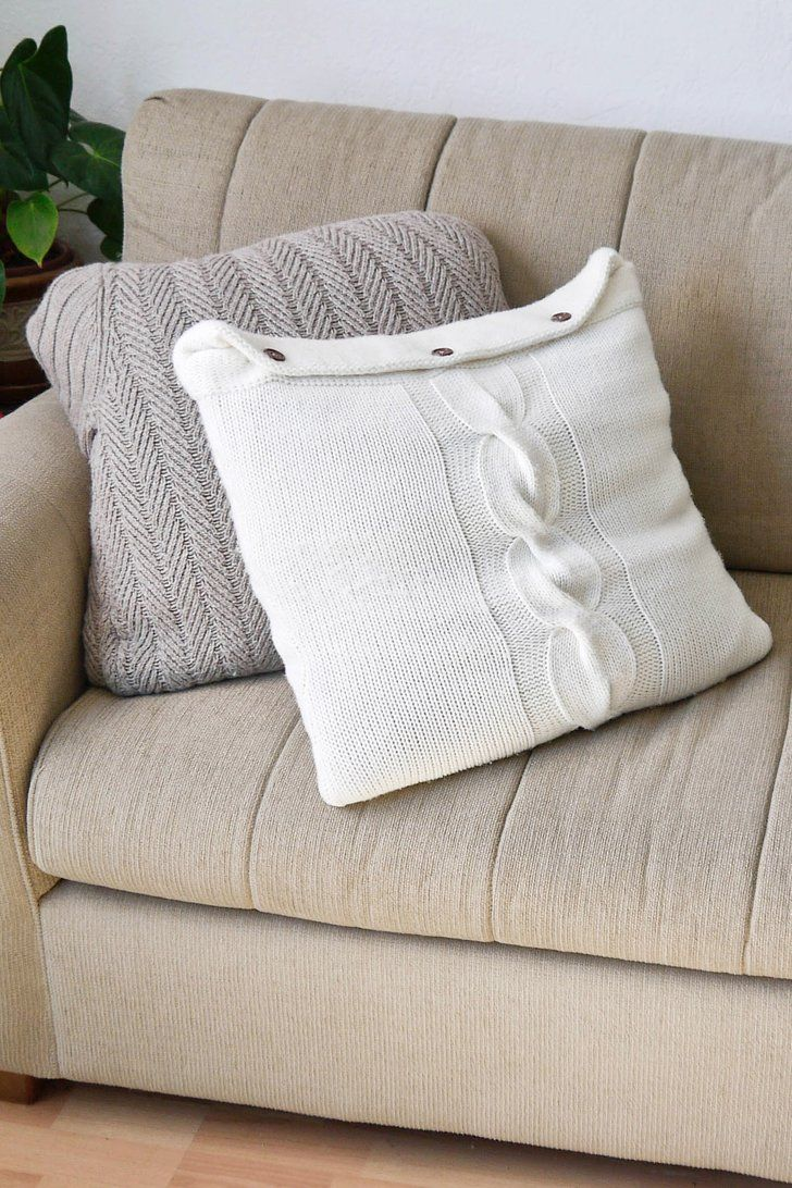 25 Unique No Sew Slipcover Ideas On Pinterest Sectional