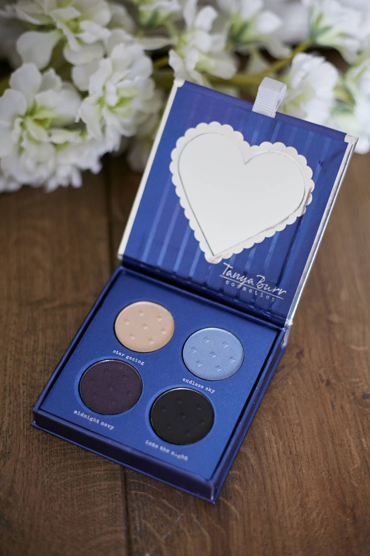 Tanya Burr Cosmetics Midnight Smoulder palette