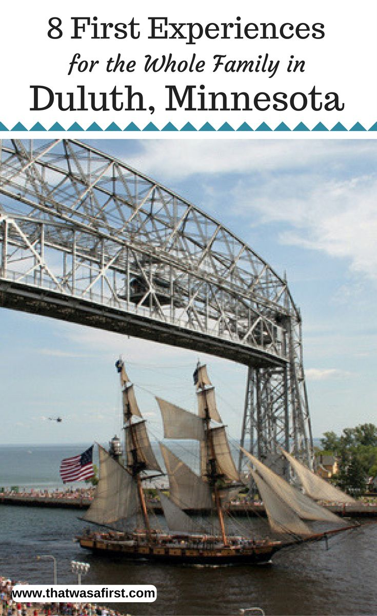 Here are eight first experiences in Duluth Minnesota for your whole family.  Visit Lake Superior, ride an alpine coaster, eat some fantastic local food and more!