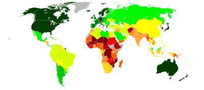 Index der menschlichen Entwicklung – Wikipedia
