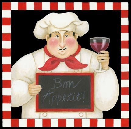 Chef Bon Appetit (Stephanie Stouffer)