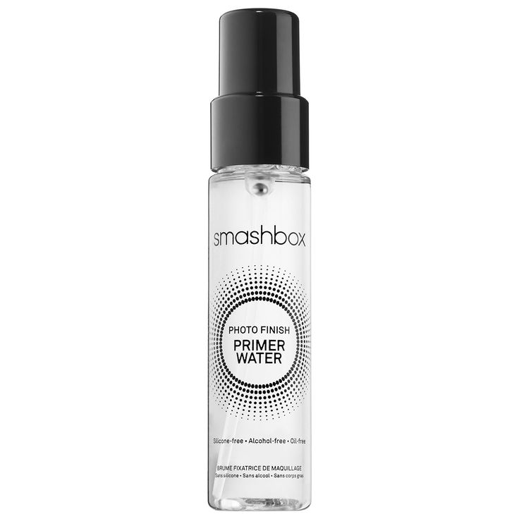 What it is:A makeup primer spray that hydrates and revitalizes skin. What it does:Get the benefits of priming, hydration, and sheer radiance with this all-in-one Photo Finish Primer Water. Free of silicone, alcohol, and oil, it's packed with revital