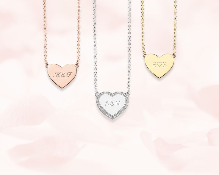 Show your love with your personal initials. Perfect THOMAS SABO Valentine´s Day Gift.