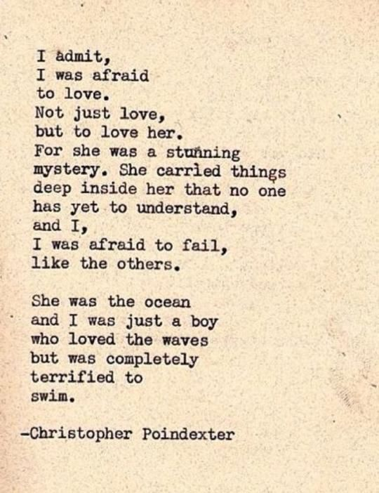 Quote by Christopher Poindexter | Quotes and Writings | Love