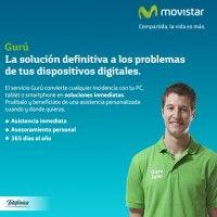 ¿Problemas para gestionar tus dispositivos?  #GurudeMovistar http://shortit.es/UTgGdV0mCC