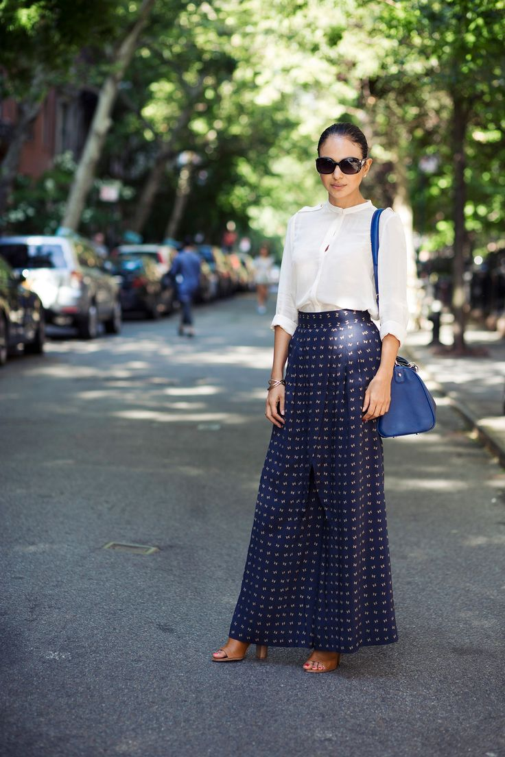 Street Style: West Village/ Stylish New Yorker: Yubeth/ Photography by:Max Kopanygin Bold summer street style from the eclectic and cool city dwellers of New York's West Village.