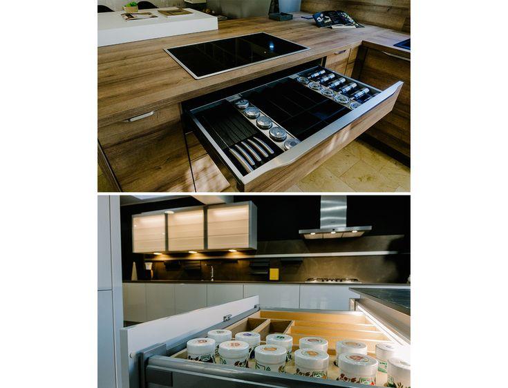 Cocinas Alemanas Nobilia de SyM Muebles
