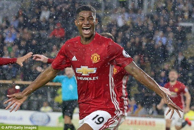 Manchester United star Marcus Rashford has been nominated for the 2016 Golden Boy award