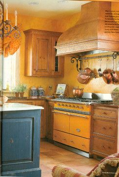 Provencal Kitchen - traditional - kitchen - new york - Designers' Studio