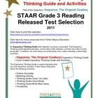 This classroom tested product includes the complete analysis for the STAAR released test selection: Vaqueros-The Original Cowboy. It is released as...