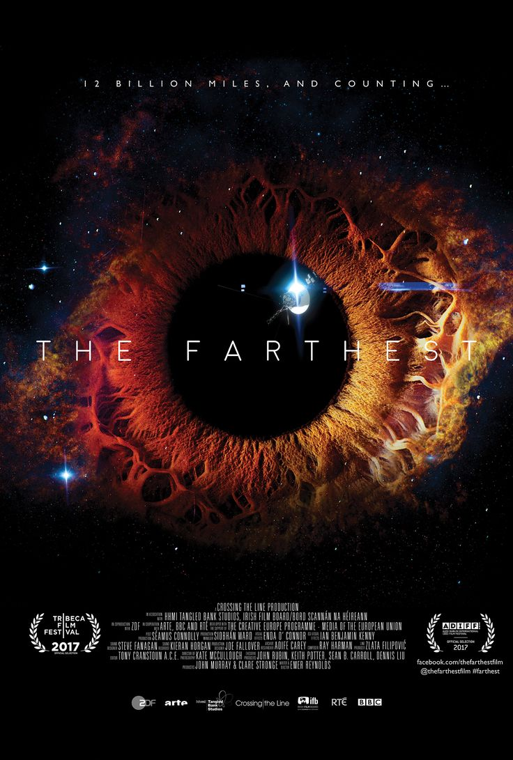 """""""The Farthest"""" brand new feature documentary about  NASA Voyager & Golden Record from Irish company CTL Films. Already won 3 awards! facebook.com/thefarthestfilm @thefarthestfilm #farthest"""