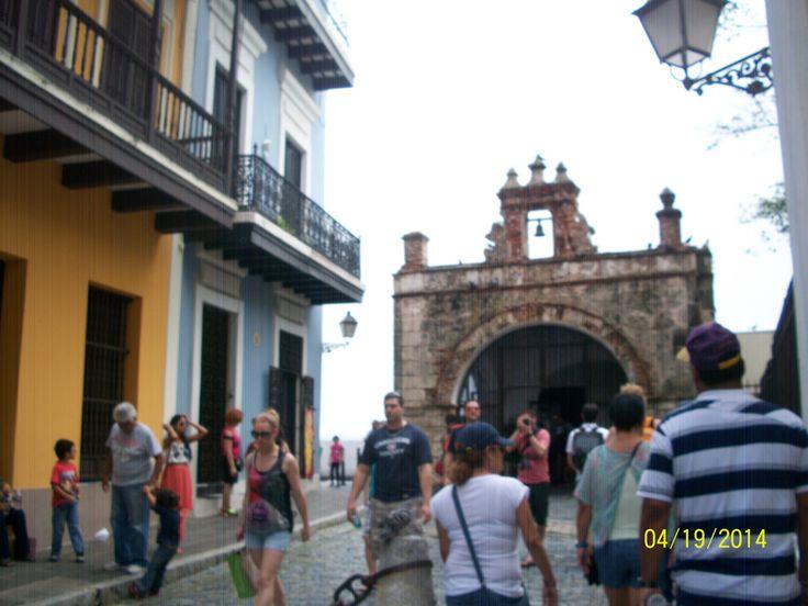 Old San Juan en San Juan, San Juan