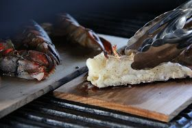 ... to Make Cedar Plank Lobster Tails | Lobster Tails, Bijoux and Planks