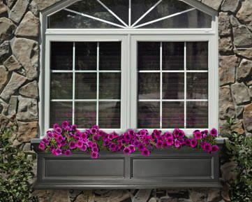 Window Planter Box: Mayne Fairfield Window Box