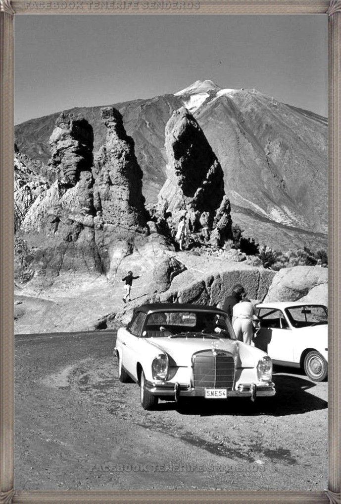 Tenerife - el  Teide año 1960.....  #fotoscanariasantigua #tenerifesenderos #fotosdelpasado #canariasantigua #canaryislands #islascanarias #blancoynegro #recuerdosdelpasado #fotosdelrecuerdo