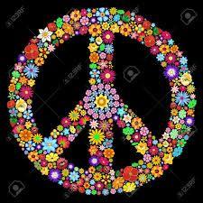 signo peace de colores - Buscar con Google