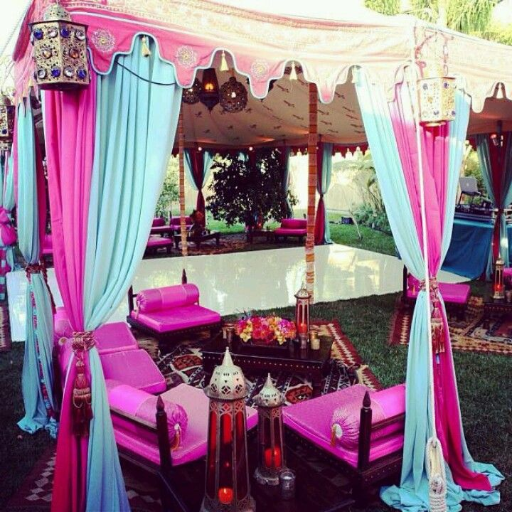 Tent decoration decorations pinterest tent for Decorations for weddings at home