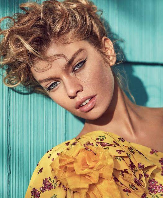 Stella Maxwell - Vogue Turquia Março 2017 ~ Editoriais - Revistas de Moda