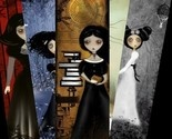 Steampunk Art Bookmarks @CMZart