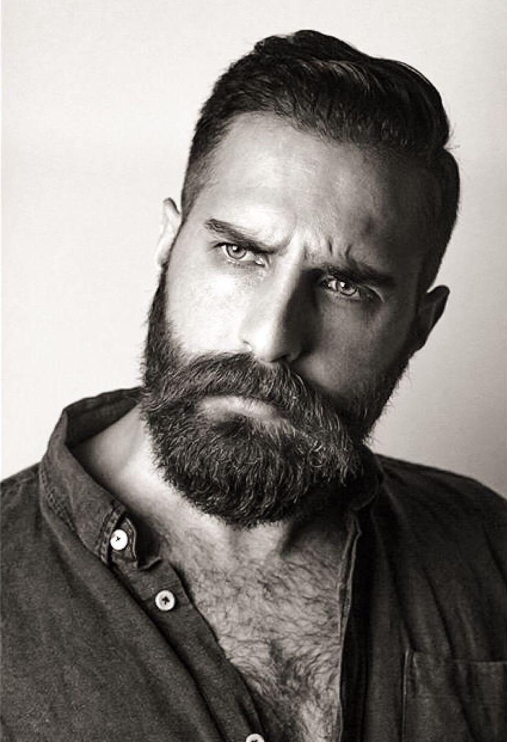 фото бородатого мужика фото видно, как