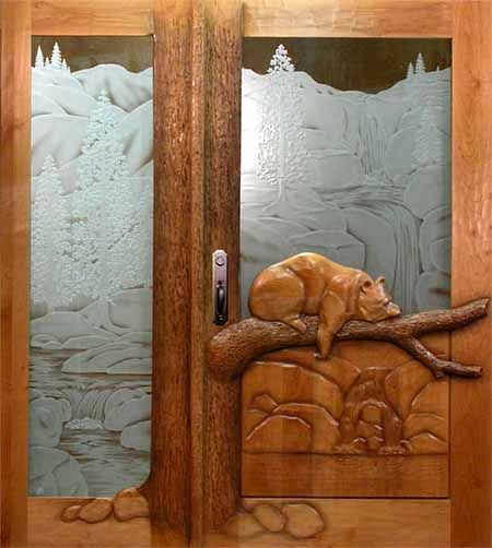 The Painted Door Personification