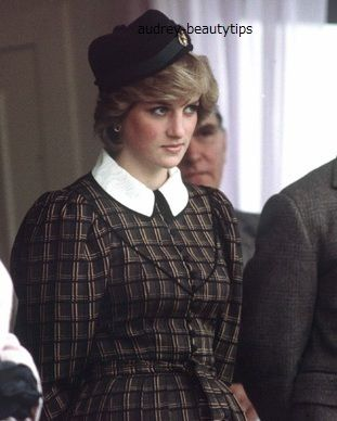 September 4, 1982: Princess Diana seated in the Royal Pavilion at the Braemer Games, Scotland.