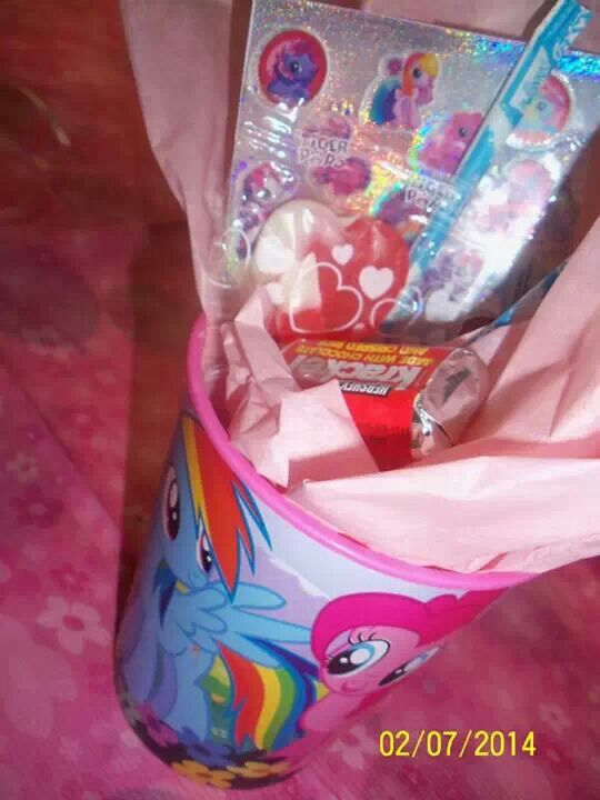 My Little Pony favors