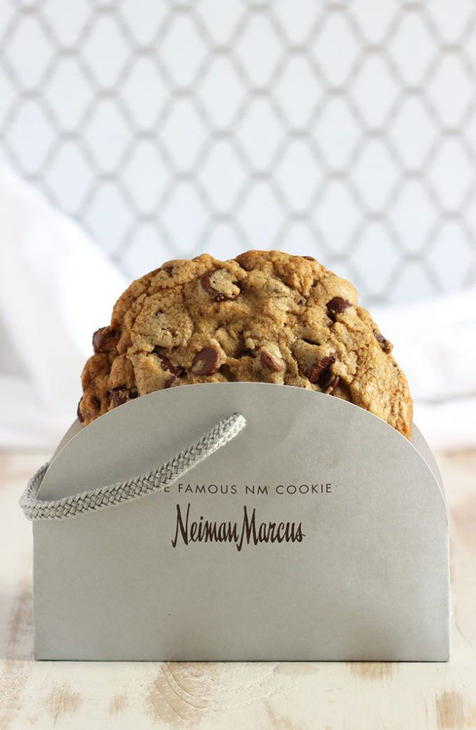 The super famous Neiman Marcus Chocolate Chip Cookie Recipe made even better!  The only cookie recipe you'll ever need.