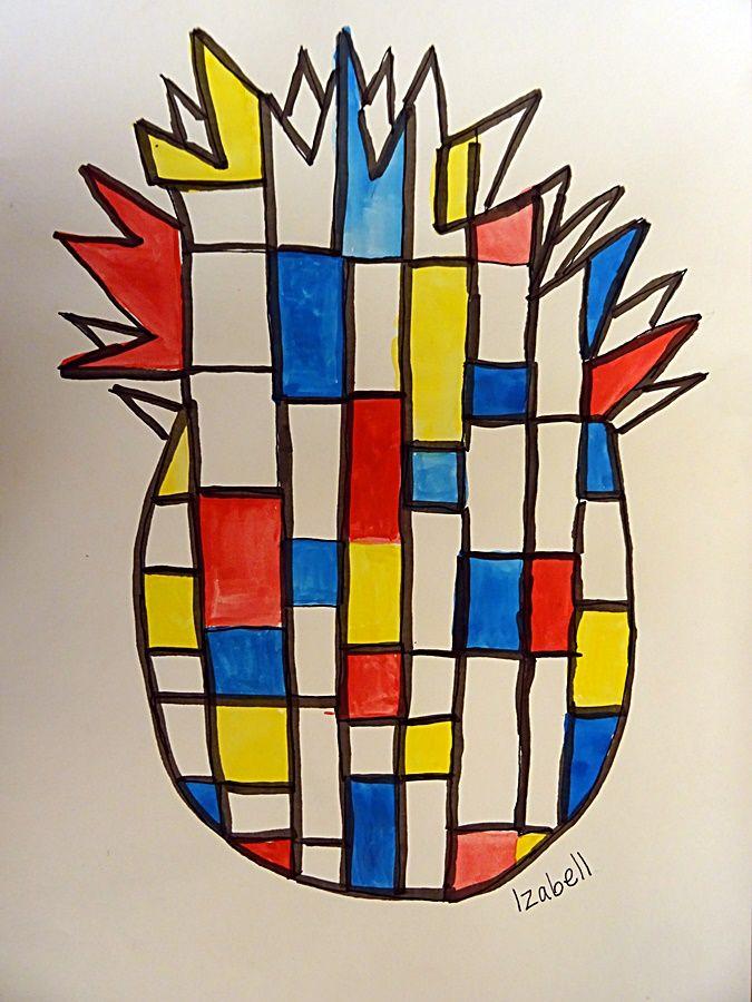 Under september har vi valt att ha Piet Mondrian som månadens konstnär. Hans konst passar bra när vi arbetar med Linjeroch Figurer och Former Här ser ni hur vi har planerat runtPiet Mondrian. Hä…