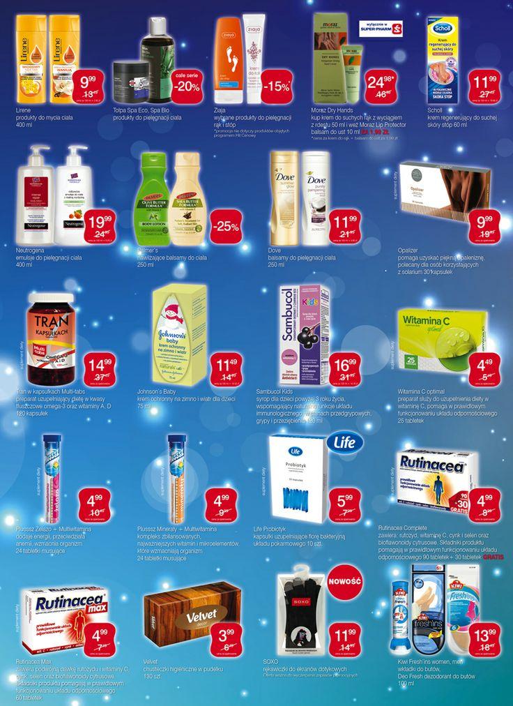 Super-Pharm - oferta ważna od 30.01.2014 r. do 12.02.2014 r.