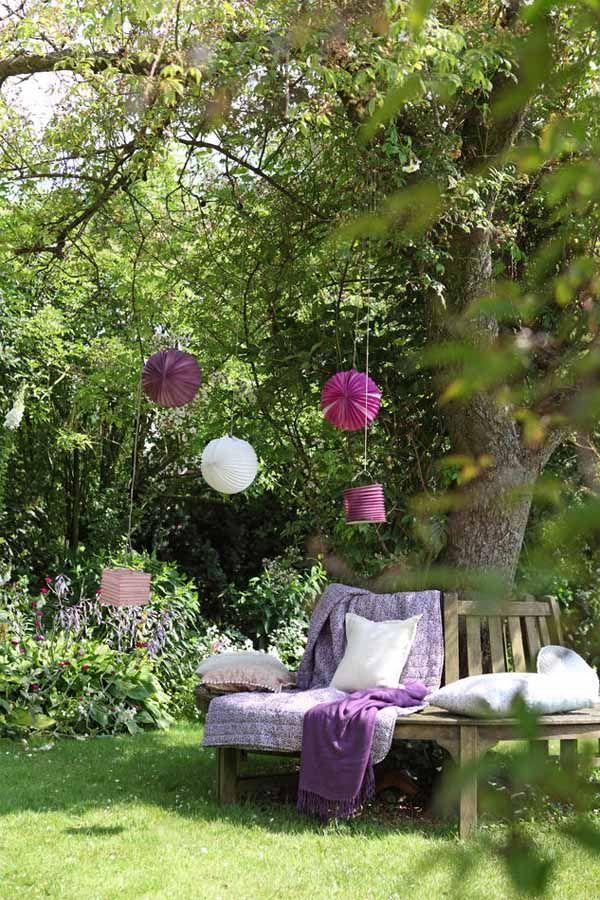 Malerisches Gartenparadies – #pflanzenfreude