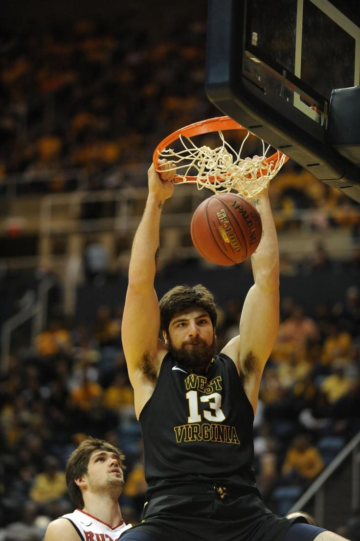 WVU basketball!