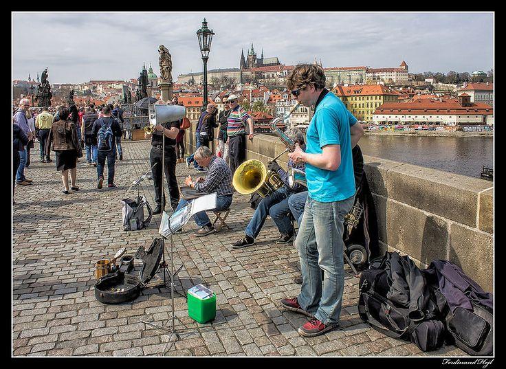 Praha-Prague_Karlův Most_Charles Bridge