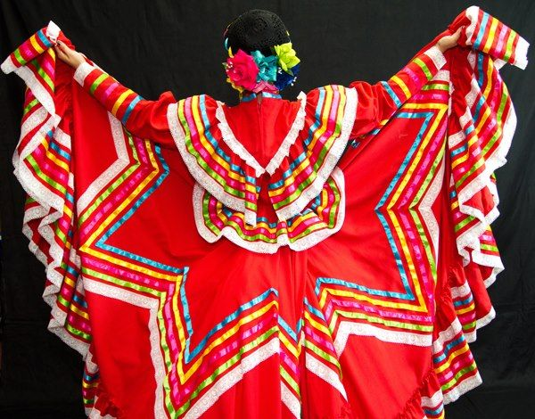 17+ Folklorico dress for sale info