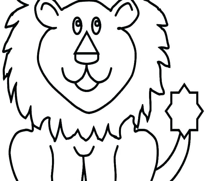 Animals Coloring Book Pages Simple Page For Adults With Dementia Animal Coloring Pages Unicorn Coloring Pages Printable Flower Coloring Pages
