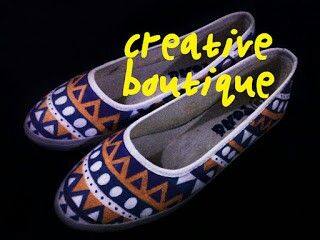 Painting shoes Pattern Only 125k-135k