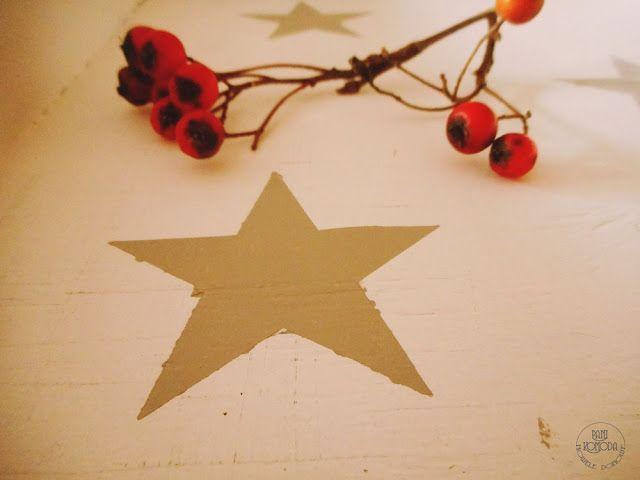 gwiazdka diy