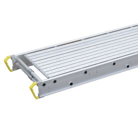 Werner 24-Ft X 6-In X 28-In Aluminum Scaffold Stage 3224