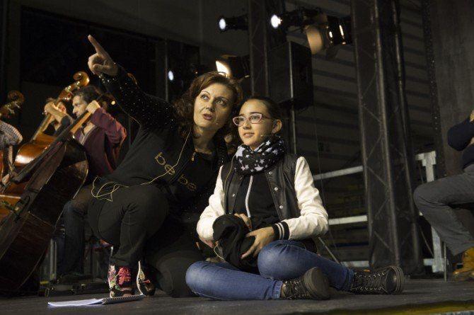 #robingibb #stagerehearsals #titanicliveconcert #titanicrequiemliveconcert #luciamastromarinomezzosoprano #filippasgobio