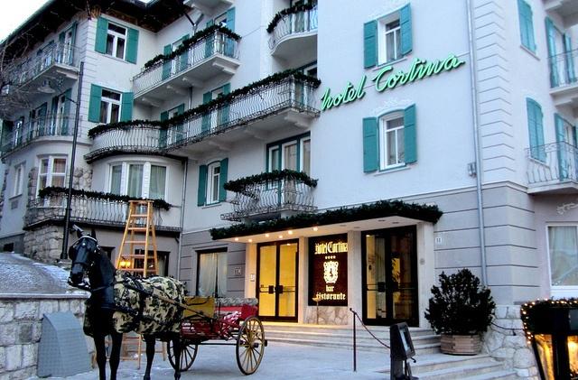 #Cortina D'Ampezzo #alps www.citiesitaly.com