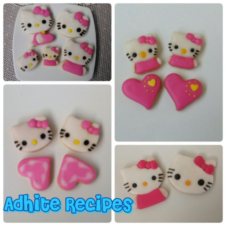 Hello Kitty cookies for sure
