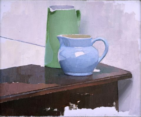 by Diarmuid Kelley  'carnation or condensed milk'  2004