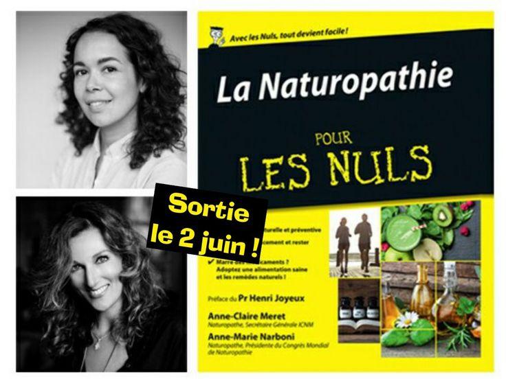 #naturopathie : Nana-Turopathe Blogzine Naturopathie & Life-Coaching vous parle du livre de la fameuse collection !