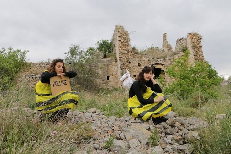 "Greenpeace, volontari travestiti da api: ""Stop pesticidi"""