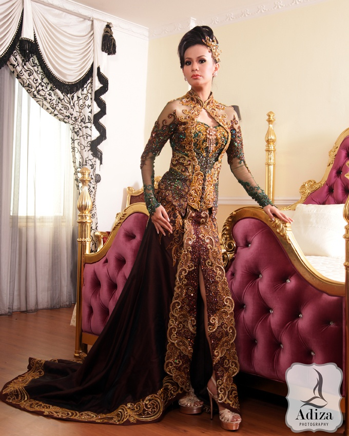 kebaya nasional I Beauty & Bride Magazine