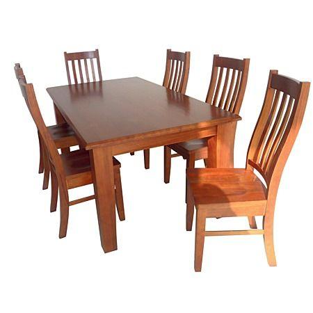 Reside Lockhart Dining Set 7 Piece