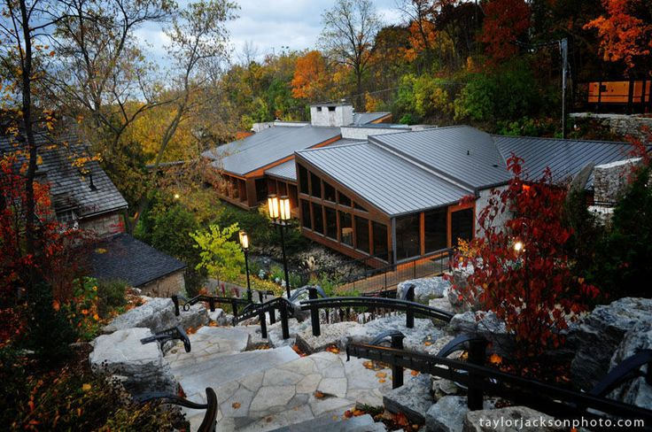 Ontario Wedding Venues: Ancaster Mill