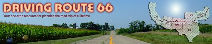 Driving Route 66 - Your one stop resource for planning the road trip of a lifetime