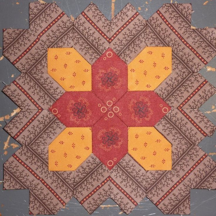 Lucy Boston Patchwork Of The Crosses- Kit 20