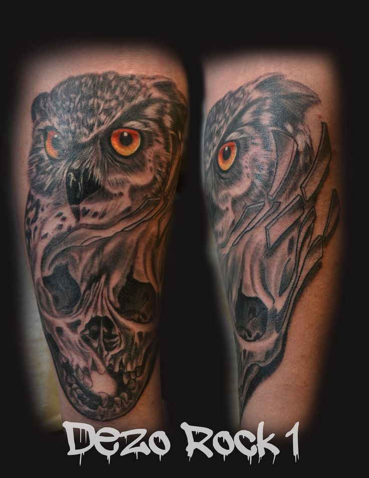 36 best owl and death tattoos images on pinterest owls - Santa muerte signification ...
